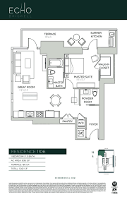 echo brickell floor plans echo brickell miami estatefox