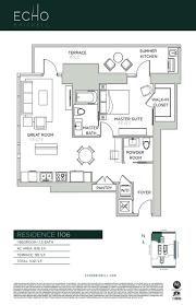 Echo Brickell Floor Plans Echo Brickell Miami Estatefox