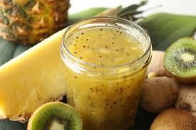 cuisiner avec du gingembre deux recettes avec du kiwi confiture kiwi ananas gingembre