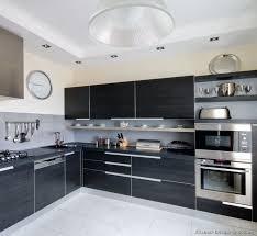 modern black kitchen cabinets matte black kitchen cabinets d teriors
