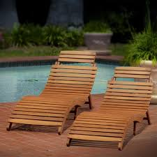 Folding Chaise Lounge Chair Lisbon Outdoor Folding Chaise Lounge Chair Set Of 2 Gdf Studio