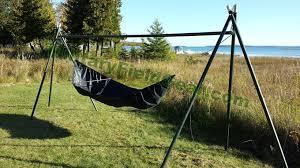 hammock free standing stand