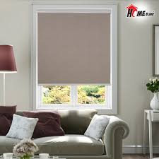 home blind 100 sun block roller blinds w61 160cm h183