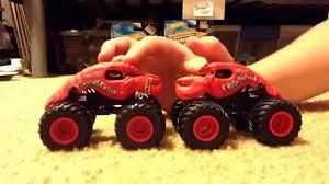 monster jam diecast trucks 2015 wheels monster jam crushstation w update graphics 1 64
