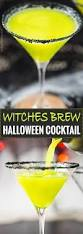 witches brew halloween cocktail the 5 o u0027clock chef