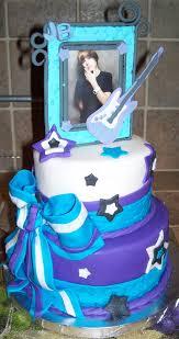 justin bieber birthday cake cake pinterest justin bieber