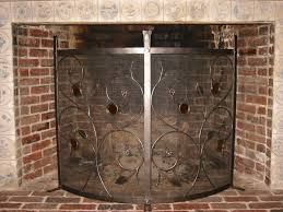 Free Standing Fireplace Screens by Fireplace Screens U2014 Amaral Industries Inc