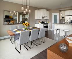 vancouver pendant light fixtures dining room transitional with