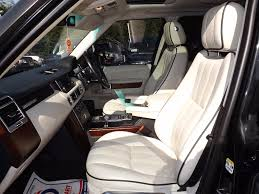 customized range rover interior used land rover range rover cars for sale motors co uk