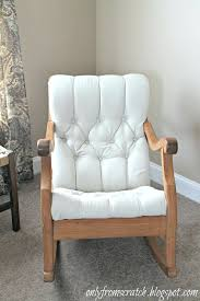 Padded Rocking Chairs For Nursery Chairs Upholstered Rocking Chairs Upholstered Rocking Chairs For