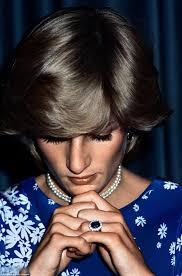 diana wedding ring a royal told in princess diana s gems daily mail online