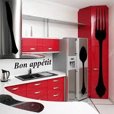 kit cuisine pas cher kit 4 stickers cuisine pas cher