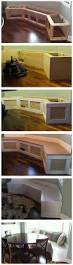 Built In Banquette Diy Built In Banquette For Your New Home Mcarthur Homes