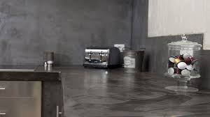 beton ciré mur cuisine b ton cir plan de travail entretenir un en 9 ma onnerie martine
