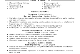 Good Resume Format Doc Resume Best Resume Examples For Your Job Search Livecareer