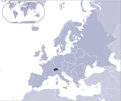 Where Is Europe On The Map by Where Is Switzerland Located U2022 Mapsof Net