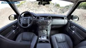 land rover discovery 2015 black land rover discovery4 2015 test drive actualno com youtube