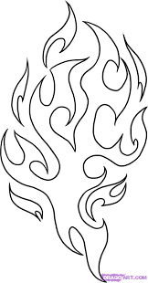 free color pictures tags free color pictures flame coloring