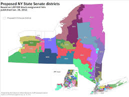 New York Map Districts by Proposed Nys Senate U0026 Assembly Districts Available In Gis Format