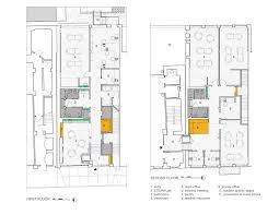 second floor plans gallery of blue school middle school pelloverton architects 18