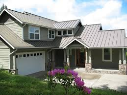 mountain craftsman homes metal roof google search asheville