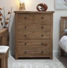 Solid Oak Bedroom Furniture Black Lotus Cube Solid Oak Bedroom - Oak bedroom furniture uk