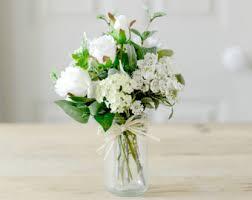 Flower Arrangement Flower Arrangements Etsy