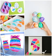 hello wonderful 15 colorful easter art projects