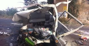 body parts lie scattered after west rand crash leaves 14 dead news24