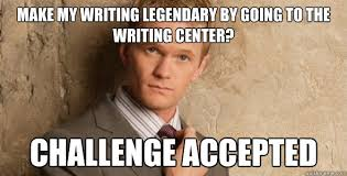 Writing Meme - meme of the week 4 writing center picks the write attitude
