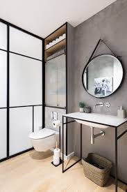 Bathroom Floor Lighting by This Modern House Is Brimming With Mid Century Floor Lamps