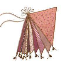numero74 flag garland mixed pink talo interiors