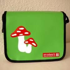taschen designen pilze fliegenpilze deine individuelle tasche selbst gestalten