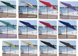Patio Umbrella Frame Popular Of 9 Ft Patio Umbrella 9 Ft Patio Market Umbrella Deluxe