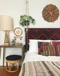 Bedroom Wall Blankets These Bohemian Bedrooms Will Make You Want To Redecorate Asap