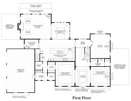 Jack And Jill House Plans Reserve At Holmdel The Hudson Home Design