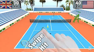 tennis apk smash tennis 3d for android free at apk here store