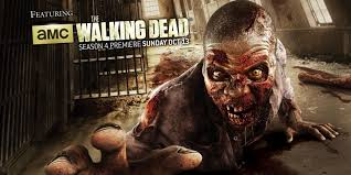 creator of halloween horror nights universal studios u0027 the walking dead maze is becoming a permanent