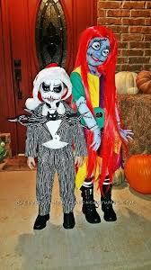 Sally Jack Halloween Costumes 40 Family Skellington Costumes Images