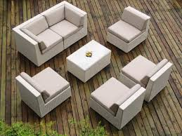 White Wicker Outdoor Patio Furniture Real Wicker Patio Furniture Thehrtechnologist Decorating White