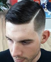 hard parting haircut model hairstyles for mens parted hairstyles haircut hard parting
