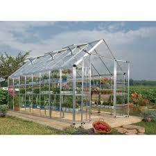 Palram Hybrid Greenhouse Palram Balance Hobby Greenhouse Hayneedle