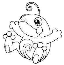 togepi coloring pages politoed pokemon pinterest
