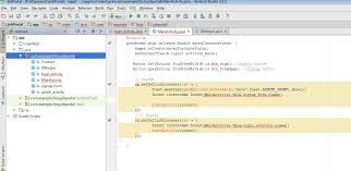 startactivity android android studio cannot resolve any method related to activity in