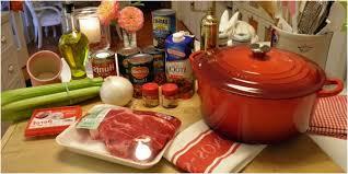 cuisine cocotte en fonte rosbif en cocotte en fonte recette et cuisson du rosbeef