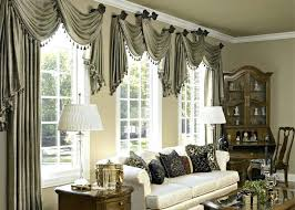 Valance Curtains For Living Room Designs Living Room With Windows Living Room Windows Decor Ideas Living