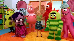yo gabba gabba s02e17 friends video dailymotion