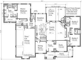 Mudroom Laundry Room Floor Plans 3 Car Garage Mud Room Drop Zone Laundry Room Near Master Bonus