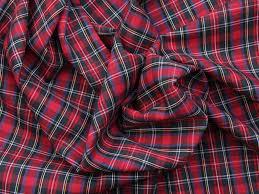 tartan the warrior fabric fashion spyder