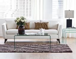 glass coffee table at structube fun with home style pinterest